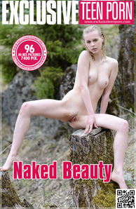 Teen Nudist