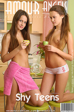 Cute Naked Teens